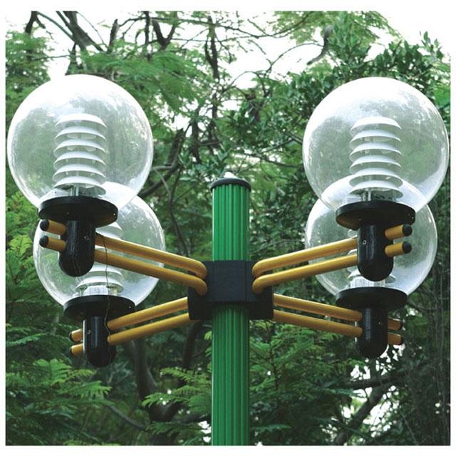 Đèn sân vườn Bóng cầu trong D400