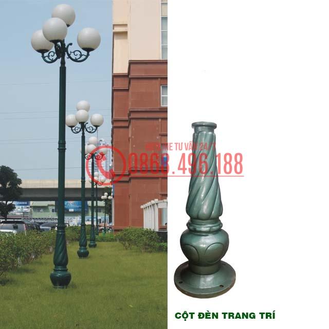 Cột sân vườn banian
