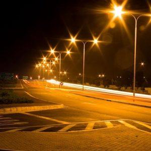 Cột đèn cao áp MB Lighting