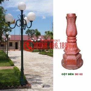 Cột sân vườn DC02