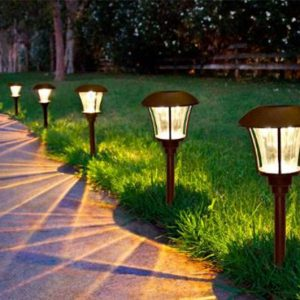 "Image result for đèn led sân vườn"""